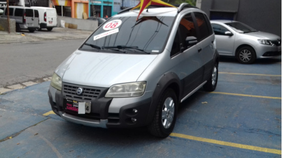 Fiat Idea 1.8 Flex Adventure Completa 2008 $ 23900 Financia