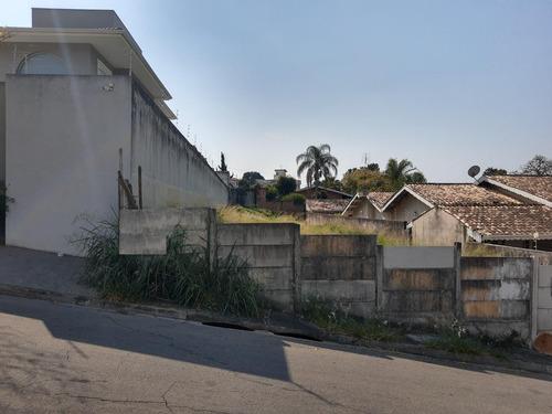 Terreno À Venda, 500 M² Por R$ 350.000 - Vila Petrópolis - Atibaia/sp - Te0044