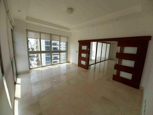 Venta De Apartamento De 3hab En Piantini