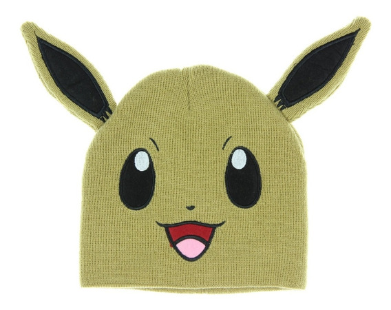 Eevee Cosplay Pokémon Touca Original Importada Japão