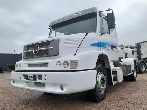 Mb 1634 Ano 2007 4x2 Toco