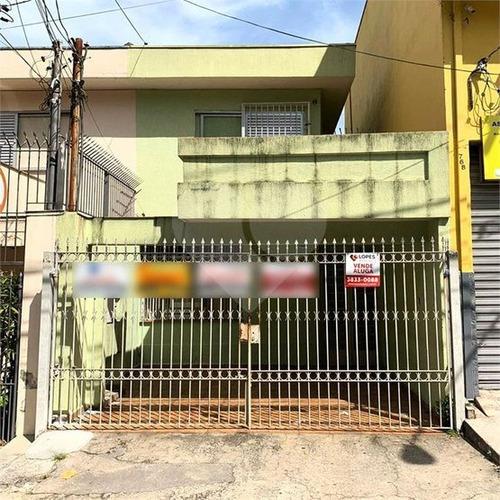 Casa Residencial - 3 Dorms  2 Vagas - À Venda Ou Locação Na Vila Leopoldina - 85-im344509