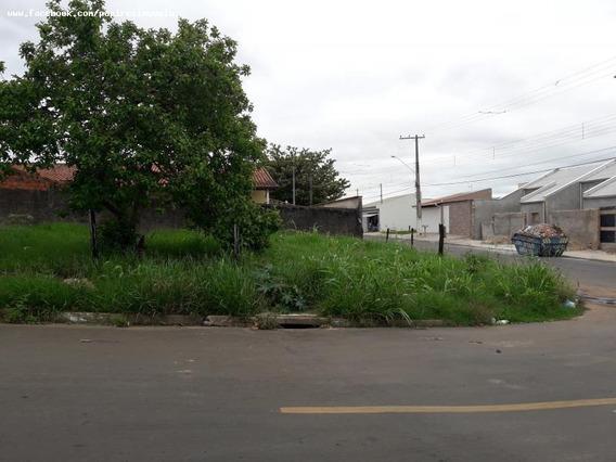 Terreno Para Venda Em Tatuí, Jardim Santa Rita De Cássia - 297