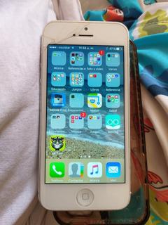 iPhone 5 32gb Lte Con Digitel Y Liberado 90 Vrds
