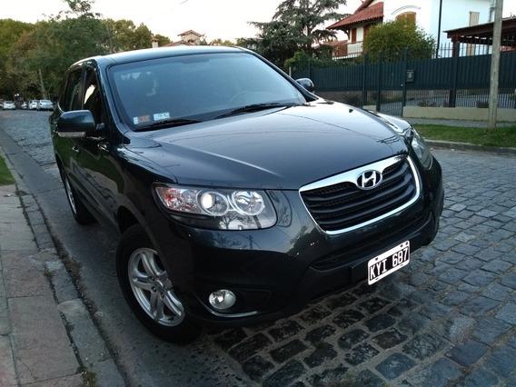 Hyundai Santa Fe Gls 2wd 7 Asientos Impecable Primera Mano