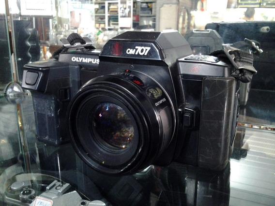 Câmera Olympus Om 707 Af