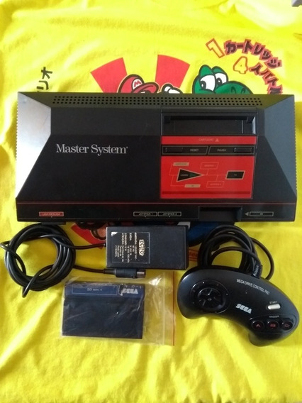 Master System 1 Completo