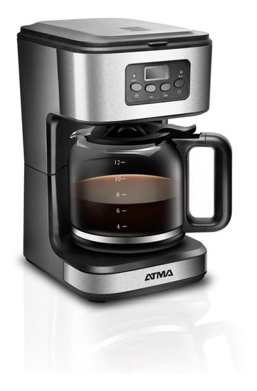 Cafetera Con Timer Y Reloj Digital Atma Ca8182e