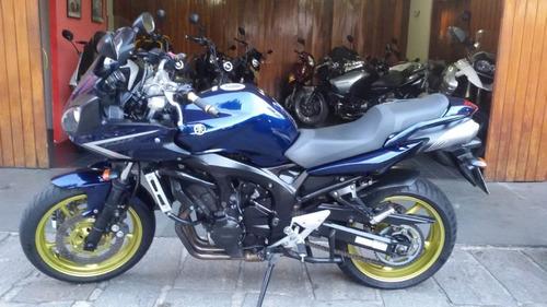 Yamaha Fazer 600 Azul 2009