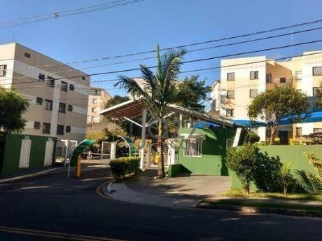 Apartamento Aconchegante Com 2 Dormitórios À Venda Por R$ 195.000 - Parque Das Colinas - Valinhos/sp - Ap2170