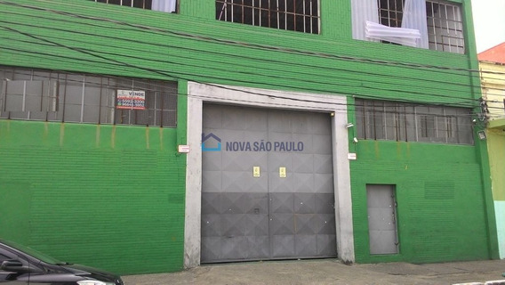 Prédio Industrial Comercial - Bi24015