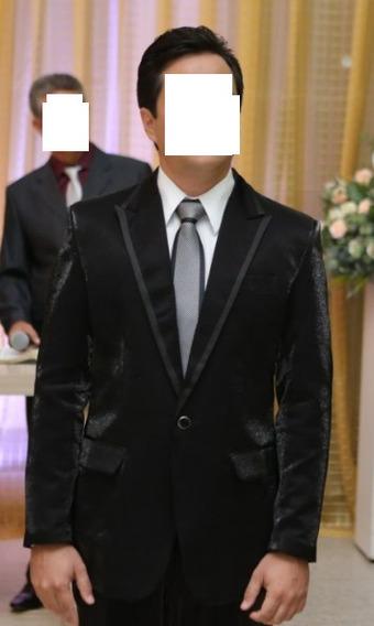 Terno Blazer Slim Casamentos E Festas - Pronta Entrega