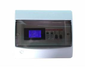 String Box Com Monitor Para Microinversor - Desmontada