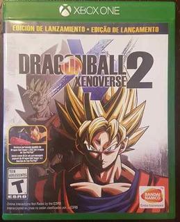 Xenoverse 2 Dragón Ball Xbox One