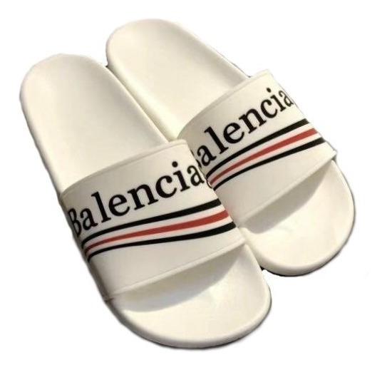 Chinelo Slide Balenciaga 2017 Unissex - Pronta Entrega