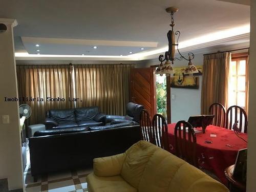 Sobrado Para Venda Em São Paulo, Conjunto Residencial Butantã, 4 Dormitórios, 4 Suítes, 5 Banheiros, 3 Vagas - 8543_2-879360