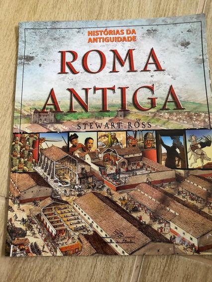 Livros: Histórias Da Antiguidade Roma Antiga
