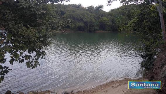 Chácara À Venda, 2800 M² Por R$ 150.000 - Margens Do Lago Corumba - Caldas Novas/go - Ch0009