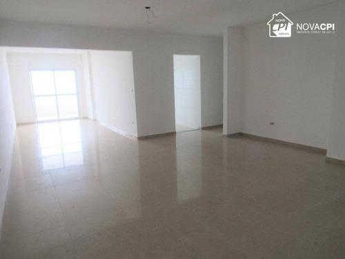 Apartamento À Venda, 17205 M² Por R$ 1.520.150,00 - Aviação - Praia Grande/sp - Ap9935
