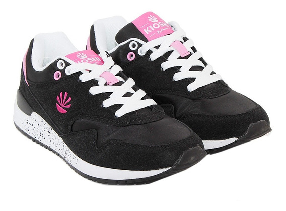 Zapatillas Mujer Urbana Sport Tenis Running Kioshi Boston B1
