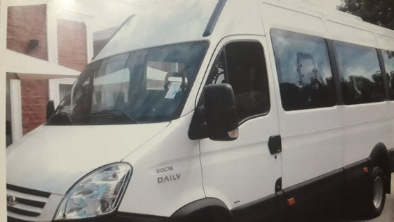 Iveco Daily 19+1 Mod 2016