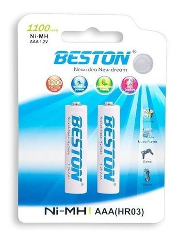 Baterias Beston 2700 Mah Aaa Recargable