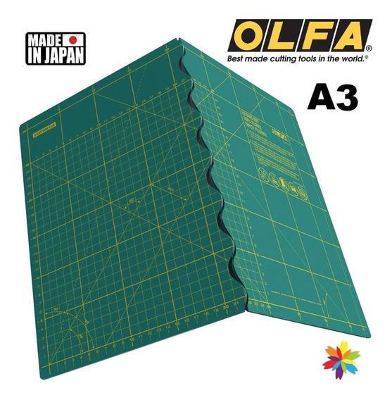 Tabla / Base / Plancha De Corte Olfa Fmc A3 Barrio Norte.