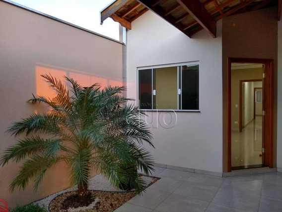 Casa Com 3 Dormitórios À Venda, 126 M² Por R$ 400.000,00 - Pompéia - Piracicaba/sp - Ca3252