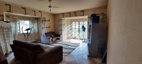 Imagem 1 de 27 de Chácara Com 4 Dormitórios À Venda, 771 M² Por R$ 299.000,00 - Anhumas - Piracicaba/sp - Ch0028