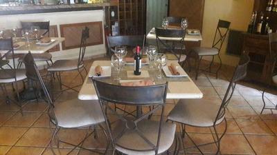 Excelente Restaurant En Naco C/ Mobiliario Y Punto Comercial