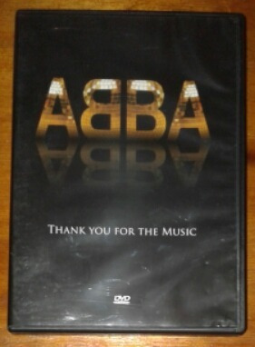 Abba. Thank You For The Music. Pop Dvd.