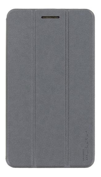 Funda Flip Cover Media Pad T1 Huawei Gris