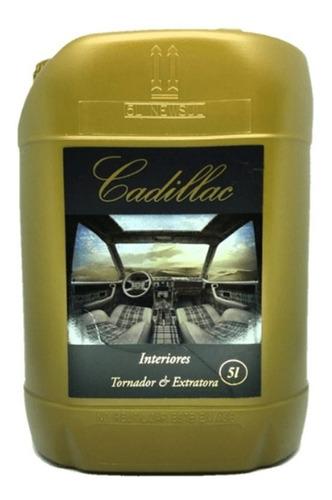 Limpador Multiuso Apc Interiores Cadillac Concentrado 5l