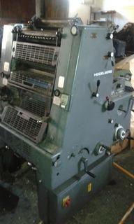Maquina Para Imprenta Gto 46