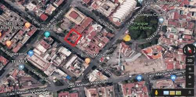 Vende Terreno En Colonia Cuauhtemoc