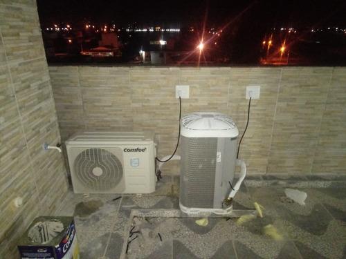 Instalação De Ar Condicionado E Manuntenção Em Geral