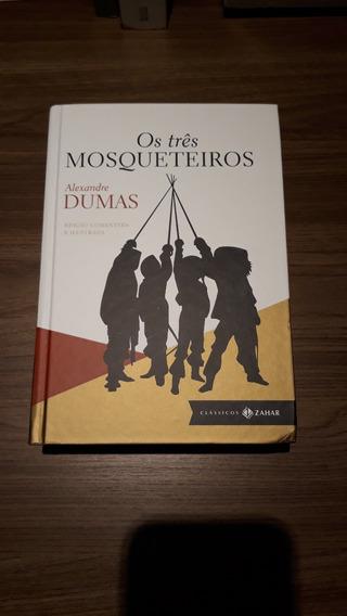 Livro Os Três Mosqueteiros