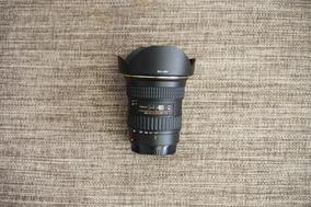 Lente Tokina 17-35mm F/4 Pro Fx Para Canon