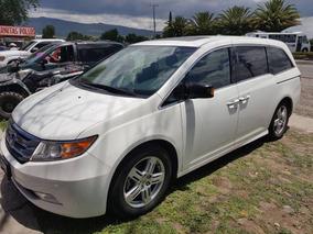 Honda Odyssey Touring 2013 Unico Dueño Excelente