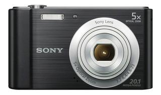 Cámara Sony De 20.1mp Con Zoom Óptico De 5x-dsc-w800