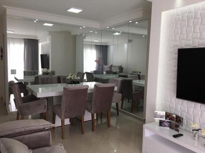 Apartamento Em Ipiranga, São Paulo/sp De 76m² 3 Quartos À Venda Por R$ 530.000,00 - Ap218961