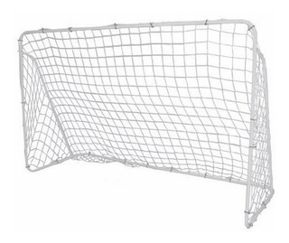 Arco De Futbol Metálico 300 X 205 X 120 Cm, Game Power
