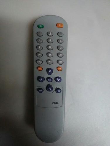 Control Remoto Genérico Televisor Challenger Usado