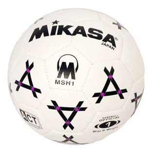 Pelota De Handball Mikasa Msh1 Pu N 1