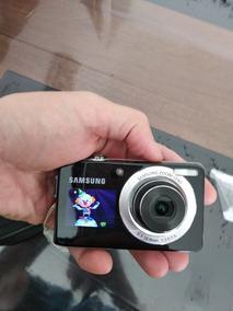 Camera Samsung Sl205 Duplo Visor Excelente Estado