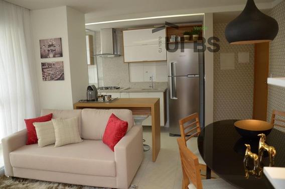 Apartamento 3 Quartos Com Armários A Poucos Passos Do Parque Cascavel - Ap2864