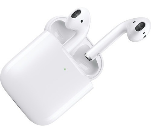 Apple AirPods 2 Wireless Estuche Inalambrico - Masplay