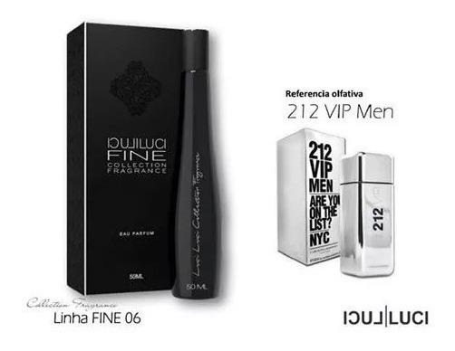 Perfume 212 Vip Men Barato Envazado By Luci Luci F06