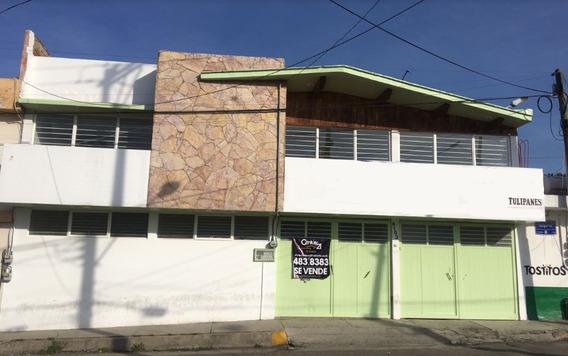 Casa En Venta De Oportunidad Av. Margaritas Ideal Para Oficinas O Escuela.