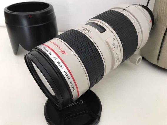 Canon 70-200mm F2.8 Seminova